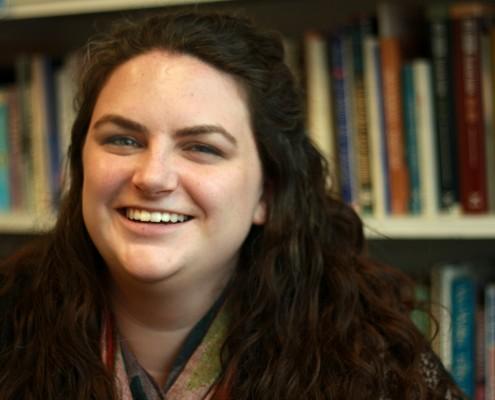 Caty Jaskey WATER intern