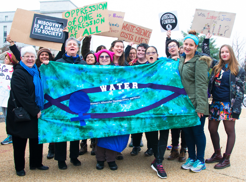 WATER – Women's Alliance for Theology, Ethics and Ritual